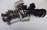 Vauxhall Corsa E SRI turbo hose rubber pipe 2015-2019 1.0 litre