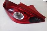 Vauxhall Corsa D SXI passengers side rear tail light lamp brake light 3 door 2006-2014