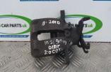 Vauxhall Insignia CDTI 2008-2013 brake caliper drivers rear MK1