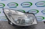 Vauxhall Insignia headlight drivers Exclusiv 2008-2013