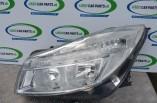 Vauxhall Insignia headlight passengers front 2008-2013 Exclusiv