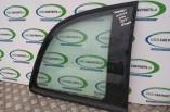 Vauxhall Zafira MK1 A quarter panel window glass drivers rear