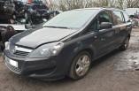 Vauxhall Zafira MK2 Exclusiv breaking parts headlight front left 2008-2014