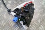 Volkswagen Golf MK5 central locking door motor catch drivers rear 7L0839016