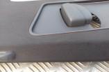 VW Golf MK5 R32 seat belt B pillar trim cover black 2004-2009 5 door hatchback