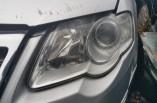 Volkswagen Passat Highline headlight passengers front 2005-2010