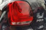 Volkswagen Polo SE rear tail light brake lamp MK5 6R 2010