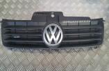 Volkswagen Polo front bumper grille 6Q0853651C 2002-2005