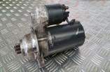 Volkswagen Polo 1.4 TDI starter motor 2002-2009